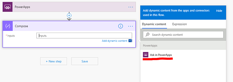 PowerApps Flows