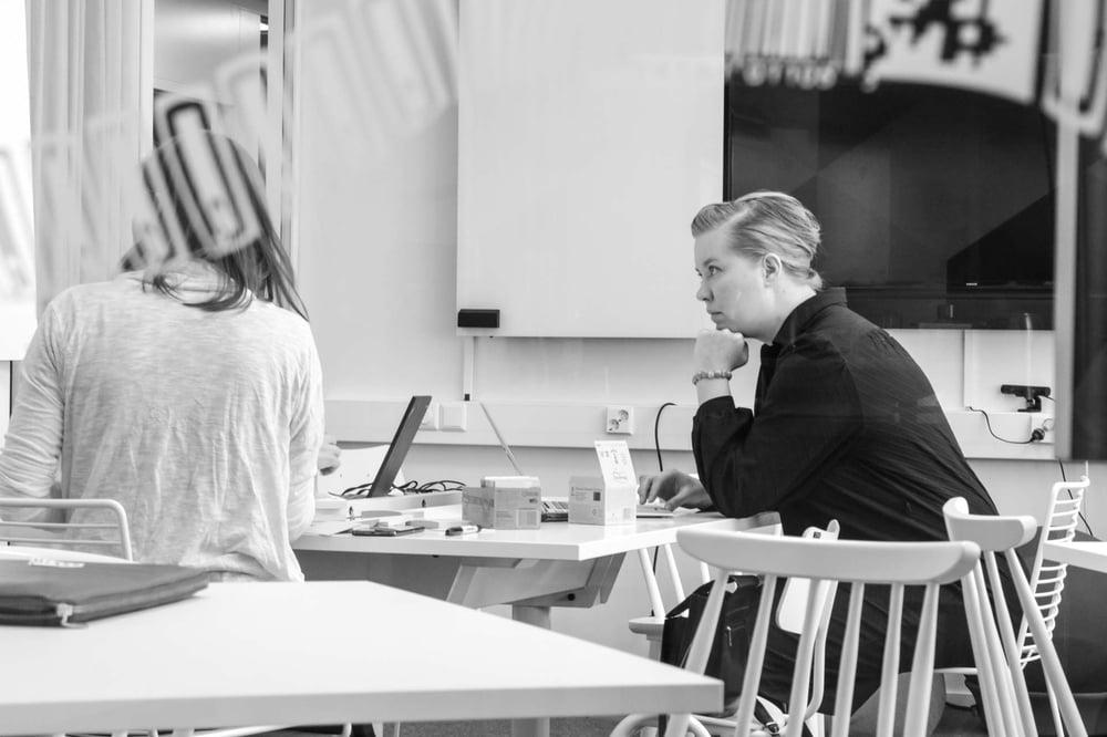 Piritta Hannonen & Anni Hapuoja, Et May Oy workshop