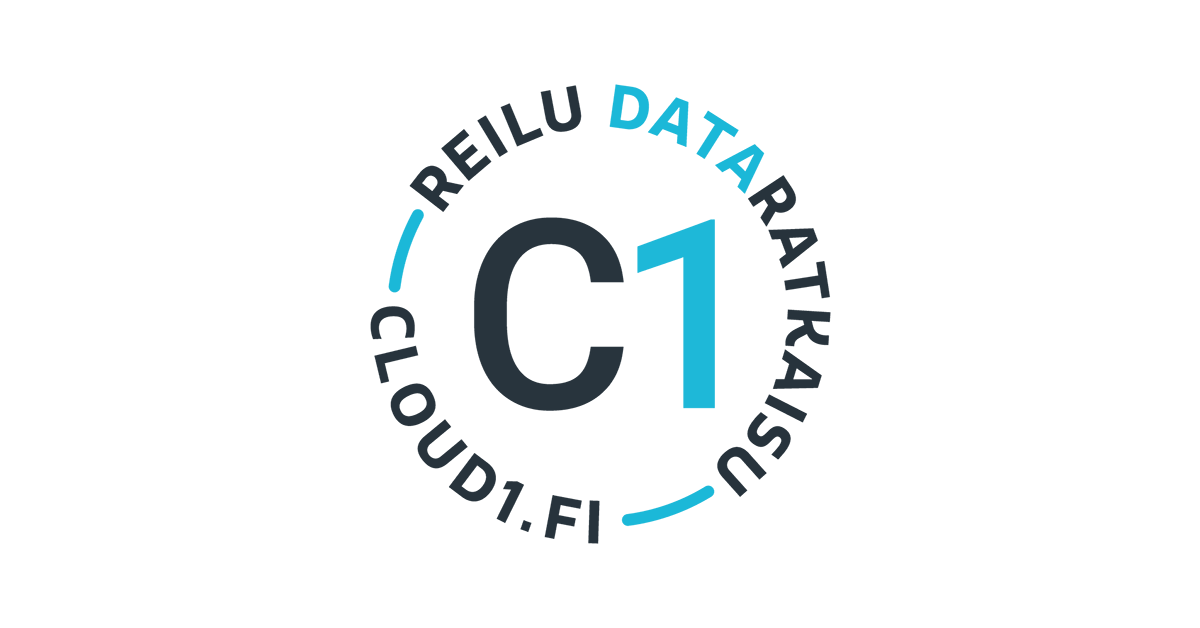 Cloud1 reilu dataratkaisu